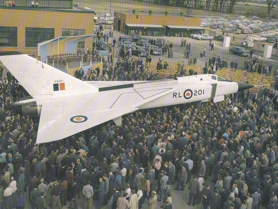Essay on Avro Arrow: Failure of Canada - Words